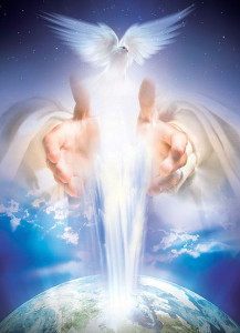 Pour out Holy Spirit